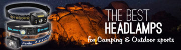 The Best Headlamps for Camping & Outdoor Sports