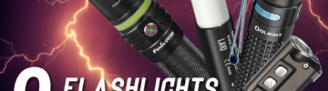 9 Flashlights for Your Emergency Kit