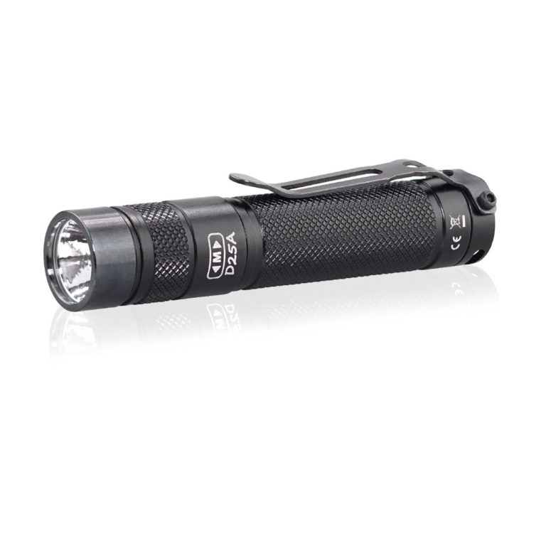 EagleTac D25A MKII Compact flashlight