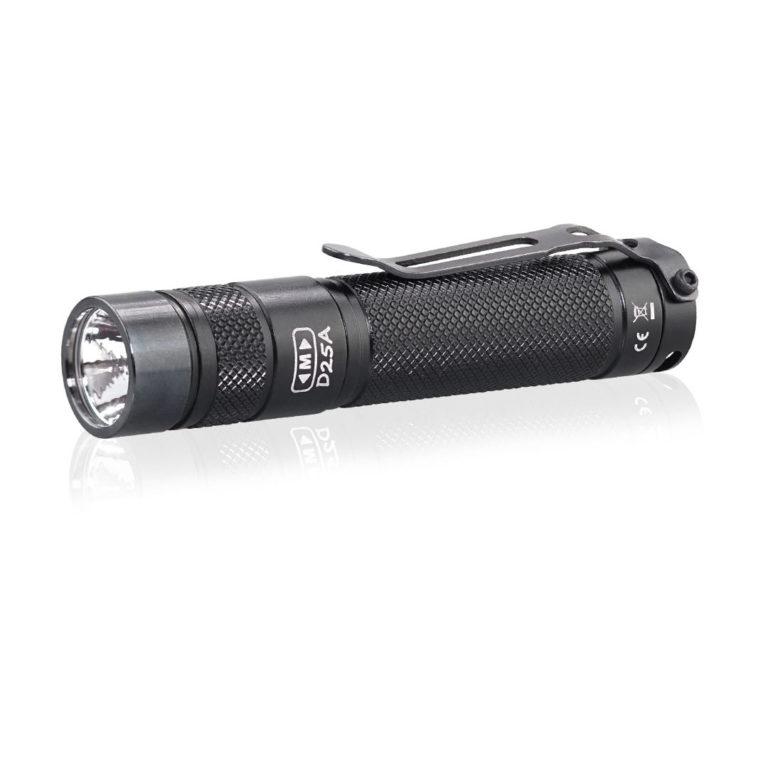 EagleTac D25A MKII Compact flashlight