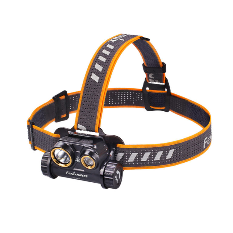 Fenix HM65R Dual Output USB-C Rechargeable Headlamp