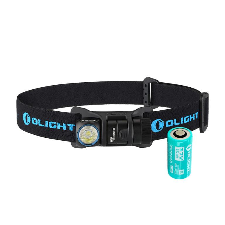 Olight H1R 600 lumen rechargeable headlamp