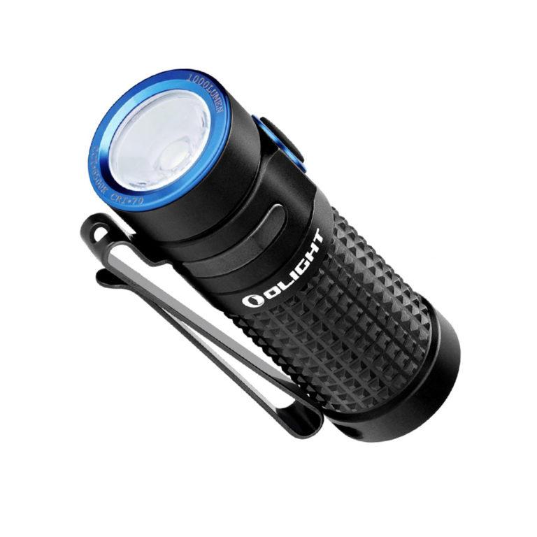 Olight S1R II 1000 Lumen Mini Flashlight