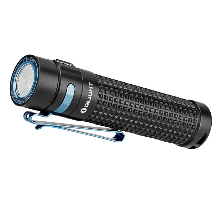 Olight S2R II 1150 Lumen Magnetic Rechargeable Flashlight for camping