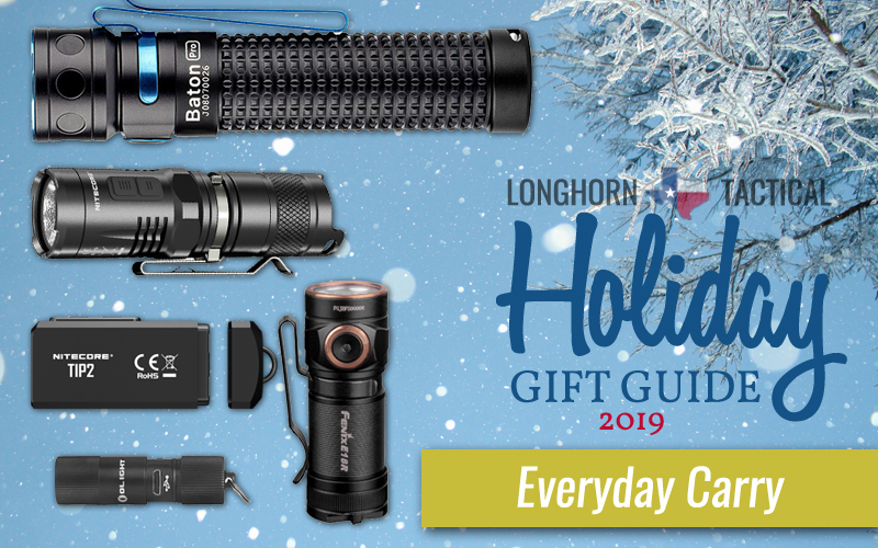 Everyday Carry Holiday Guide Banner