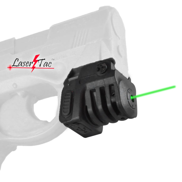 LaserTac TM Rechargeable Compact Laser Sight